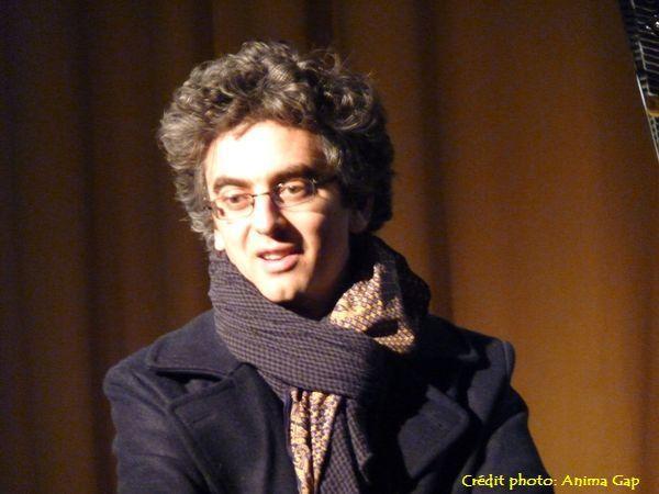 Michael DIAN, directeur musical de l'Espace Culturel de Chaillol