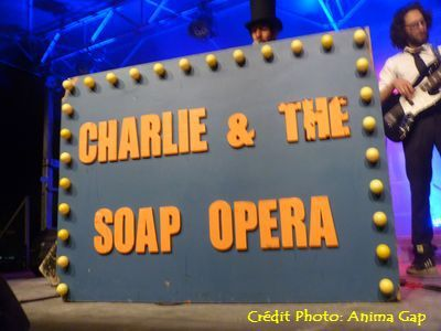 A Gap, Charlie & the Soap Opera