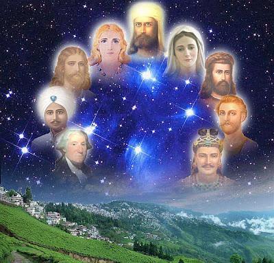 Message des Maîtres Ascensionnés (reçu par Sheldan Nidle le 12/07/16)