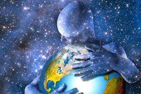 Ouvrez votre conscience et votre cœur à votre planète - Maitreya - 01/2017.
