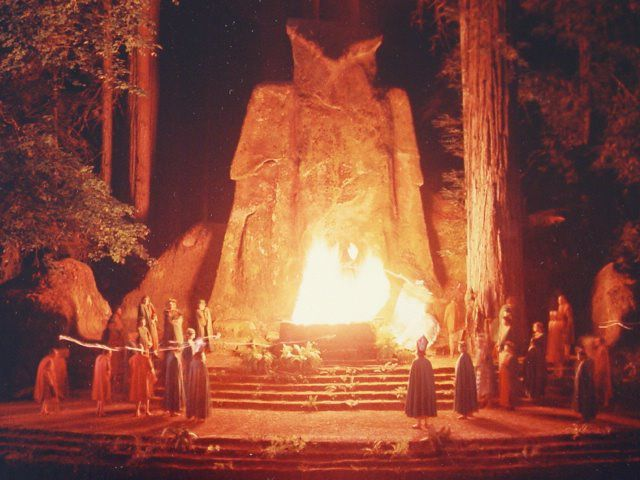 Illuminatis - Satanistes - Pédophiles...