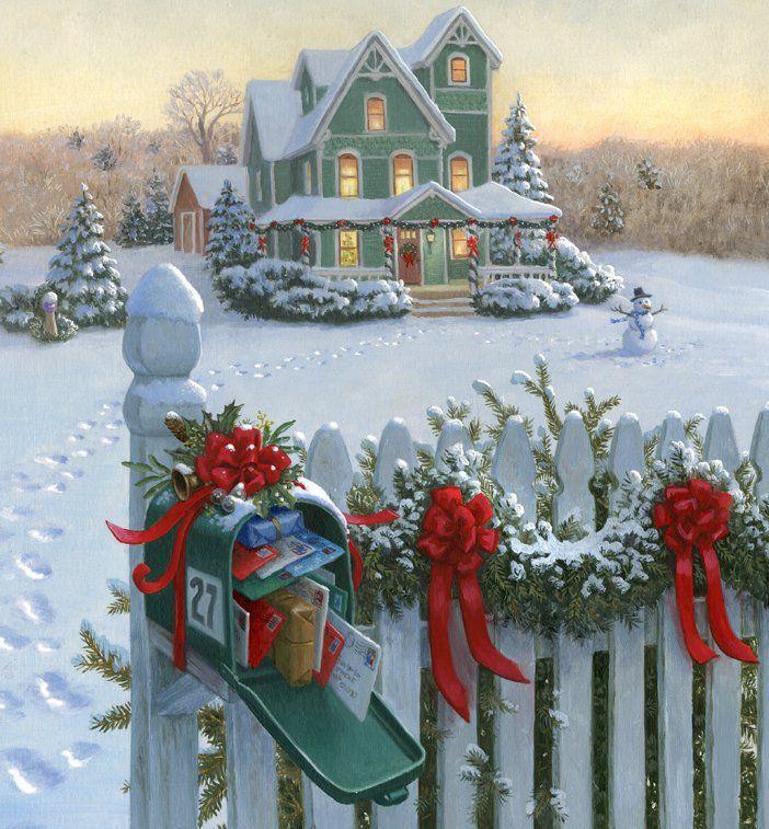 Mon rêve de Noël ....