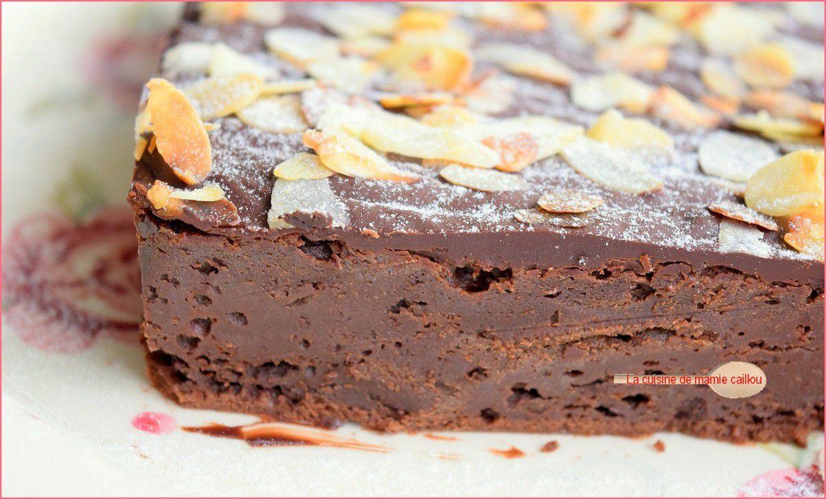 C'est fort en chocolat...mais qu'est-ce que c'est bon !