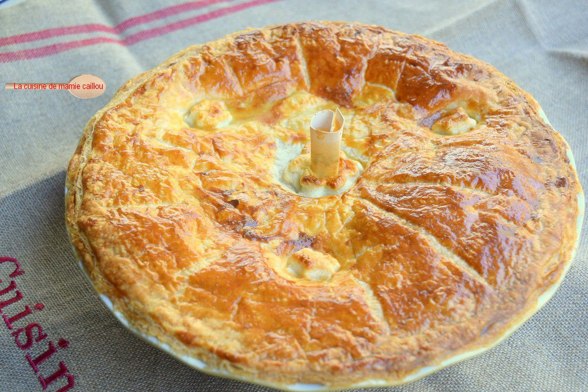 Chicken Pie...ou Tourte au poulet.