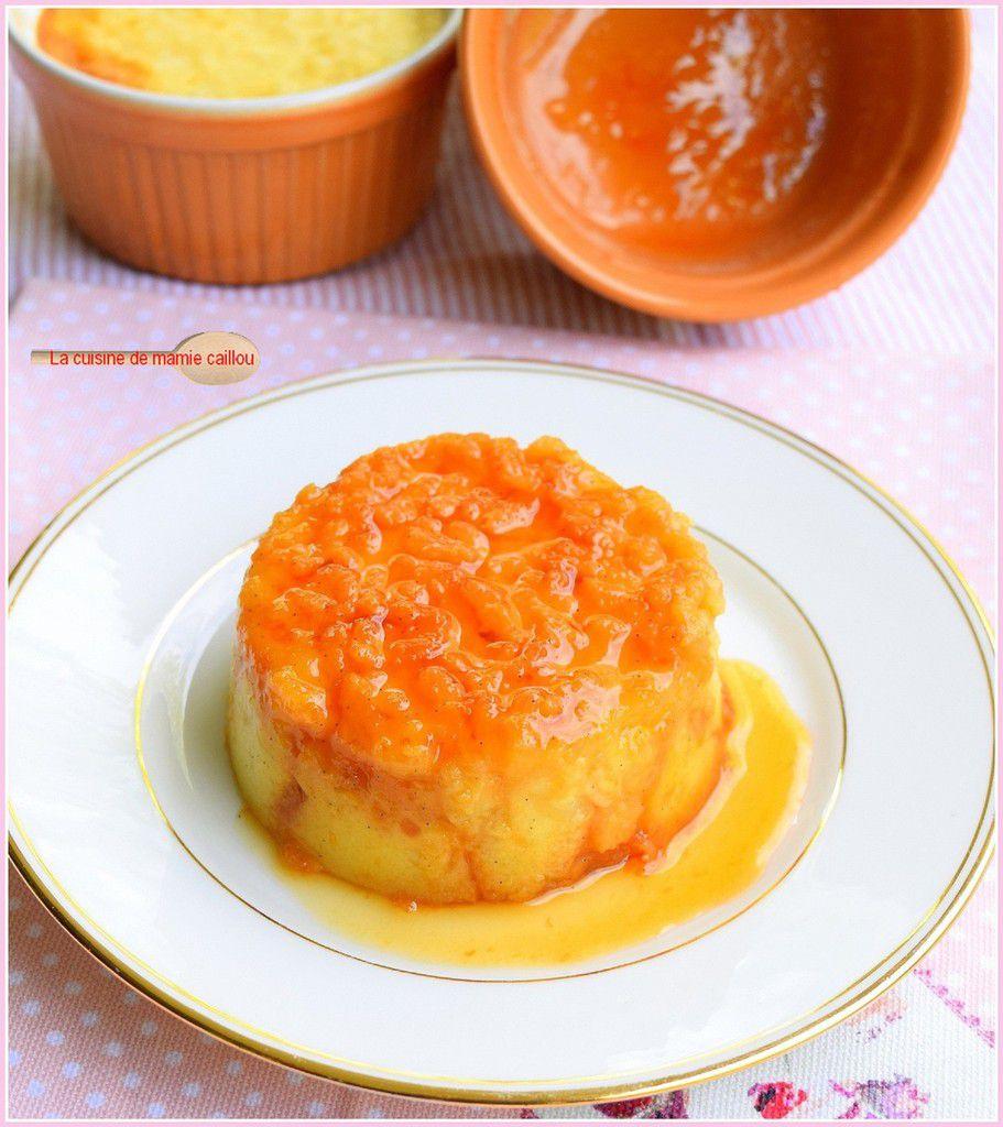 Gâteaux de riz au caramel