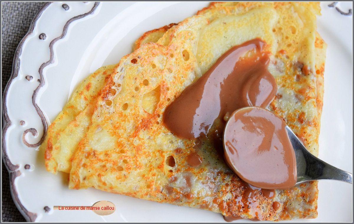 Pâte à tartiner à la crème de marrons