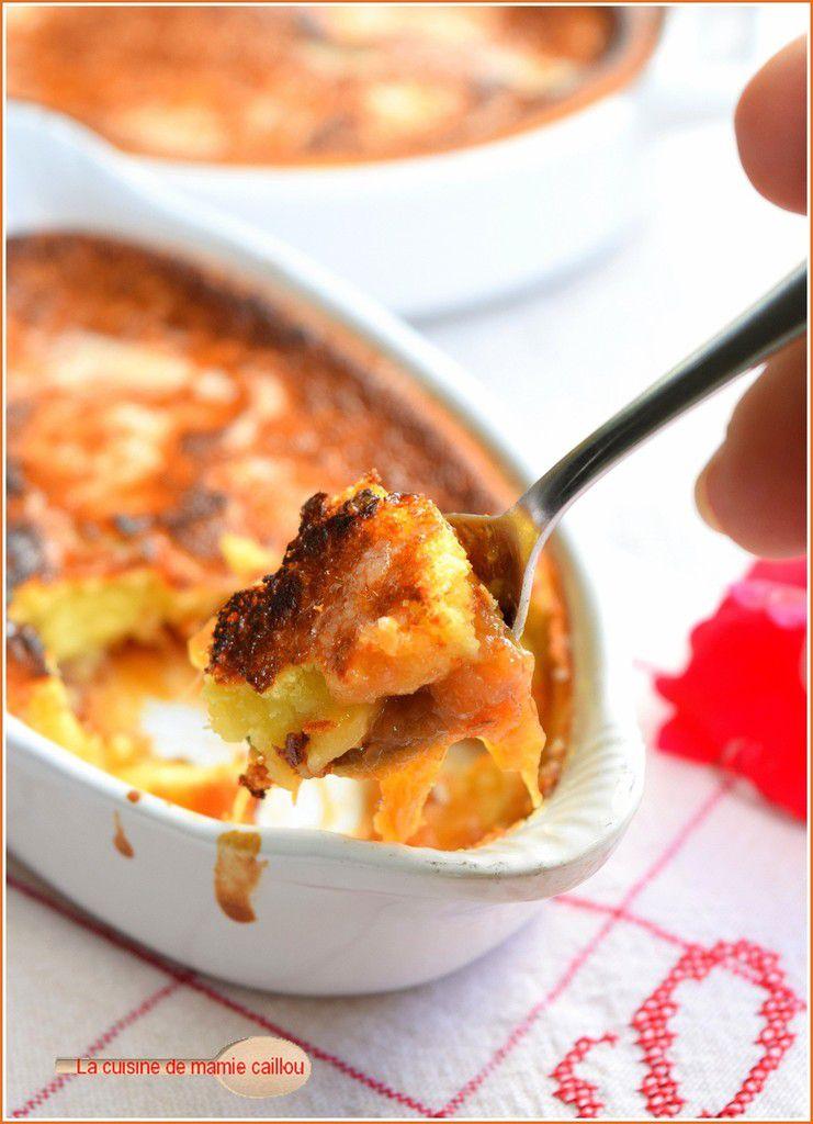 Clafoutis à la rhubarbe confite au four...car on aime ça et on en redemande !