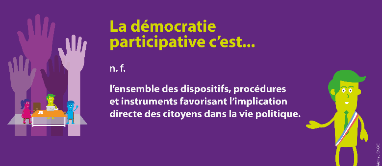 PARTICIPATION CITOYENNE À NOISY LE GRAND ?