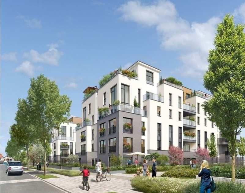 Résidence VIA VERDE – BNP Immobilier