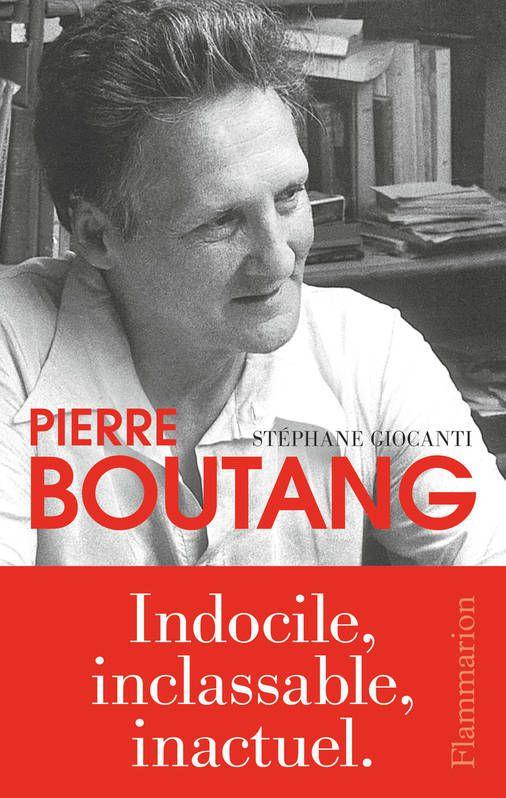 GIOCANTI Stéphane Pierre Boutang