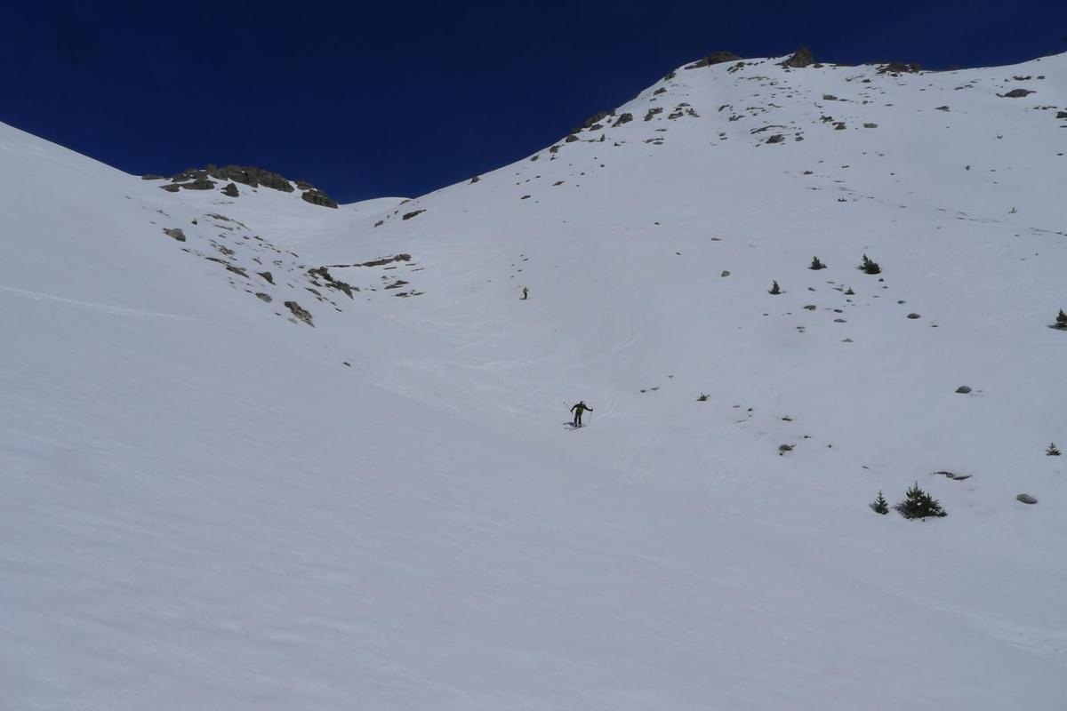 Ski de printemps à Briançon