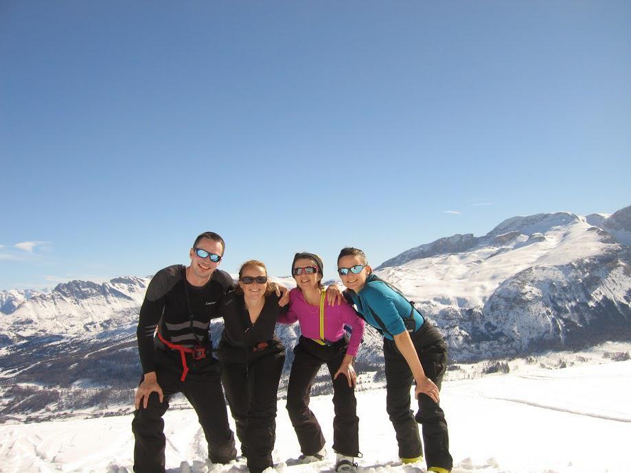 Ski en Progression en Devoluy