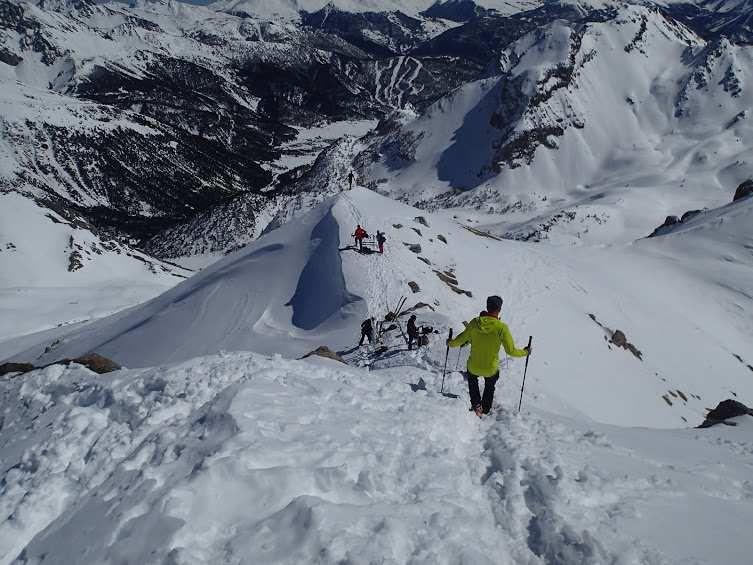 Queyras et ski de printemps