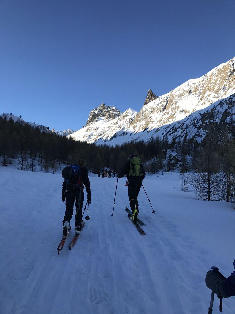 Maljasset, Ski magique !