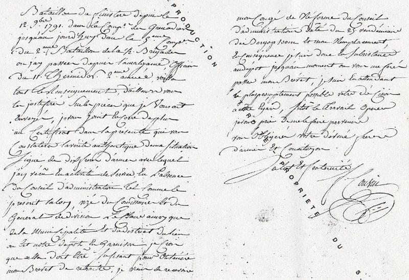 FRANCOIS COUSIN... UNE GENEALOGIE RESOLUE PAR DES RECHERCHES AUX ARCHIVES MILITAIRES DE VINCENNES.