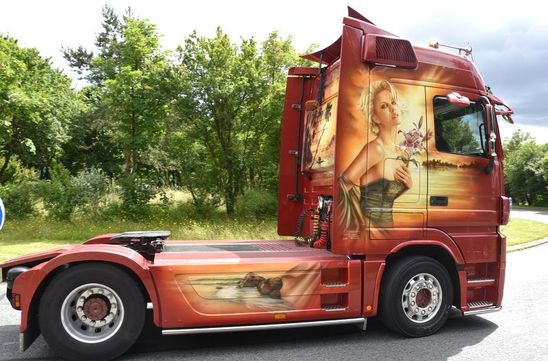 OH... MON BEAU CAMION !