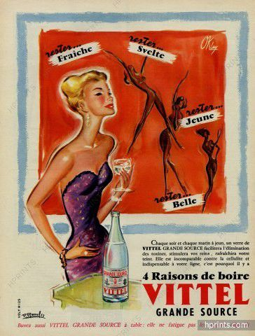 LES GRANDS NOMS DE L'AFFICHE PUBLICITAIRE !.