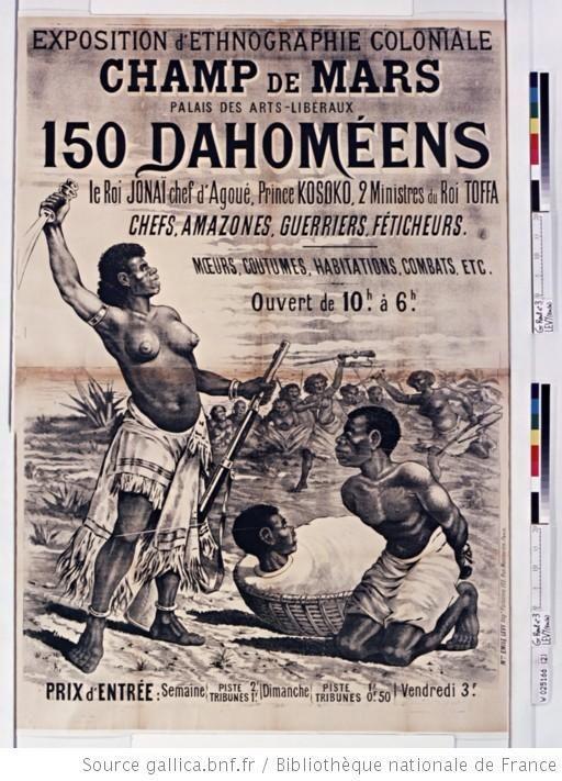 LA NEGRITUDE DANS LES ANCIENNES AFFICHES PUBLICITAIRES...