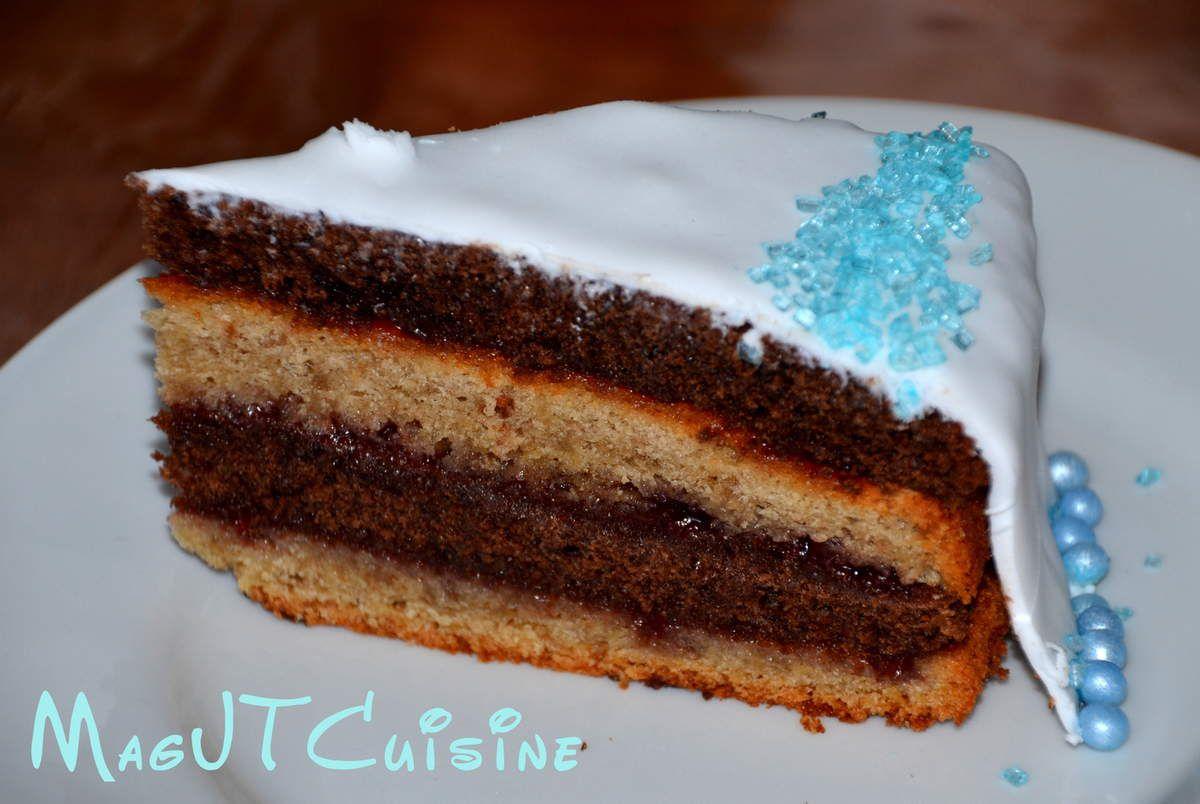 """Gâteau d'Anniversaire """"Olaf"""""""