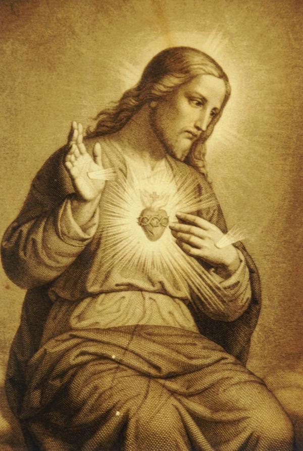 Neuvaine au Sacré-Coeur de Jésus