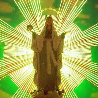 Message de Notre Dame Reine et Messagère de la Paix - Jacarei 15 Mai 2016 - Anniversaire des Apparitions de Bonate