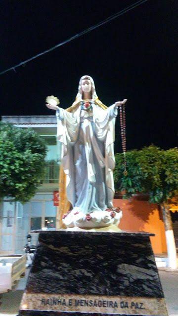 Message de Notre Dame pour le Cénacle, du groupe de prièred'Ibitira (Bahia) -Jacarei 2 Juillet 2016 -