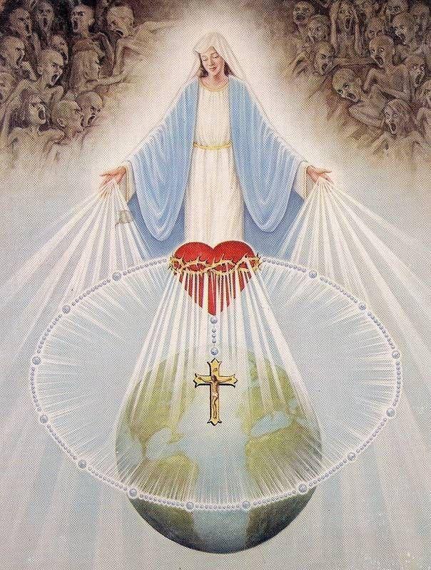 Message de la Vierge Marie reçu par Micheline Boisvert - Juillet 2000 - Tome 2, pages 120 et 121
