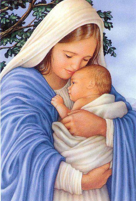Jean le Messager d'Espérance : A l'image de la Sainte Vierge Marie ...
