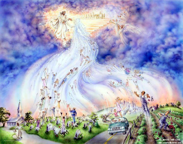 Message de notre Mère Marie Via Robert Brasseur (Québec-Canada) - Vendredi 21 avril 2017 - 2h40