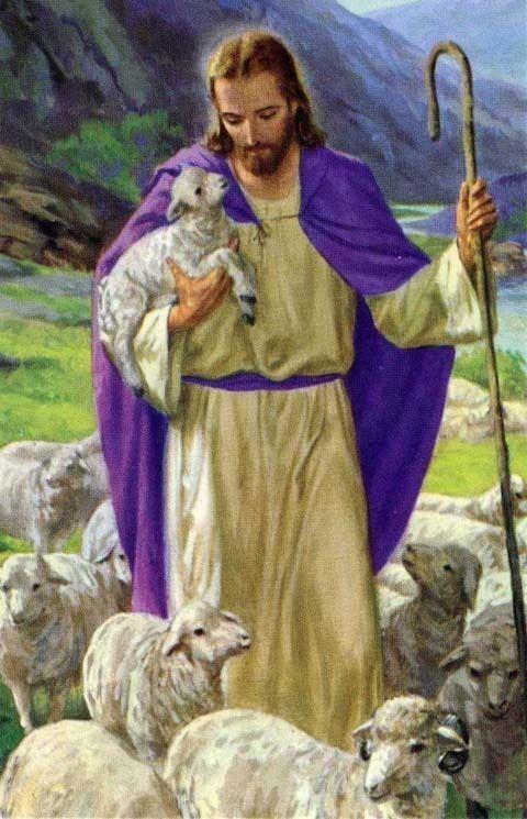 APPEL URGENT DE JESUS LE BON PASTEUR VIA ENOCH - 21 AVRIL 2017