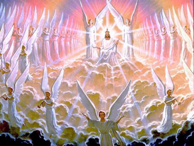 Je Suis le Roi de Gloire Via Jabez En Action - Lundi 15 mai 2017 - Vos anges ... entendent toutes  vos paroles et témoignent de votre découragement, indifférence et désobéissance ...