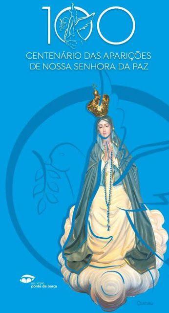 Message de Notre Dame - Fête du 100ème Anniversaire des Apparitions de Barral au Portugal - Jacarei 21 Mai 2017