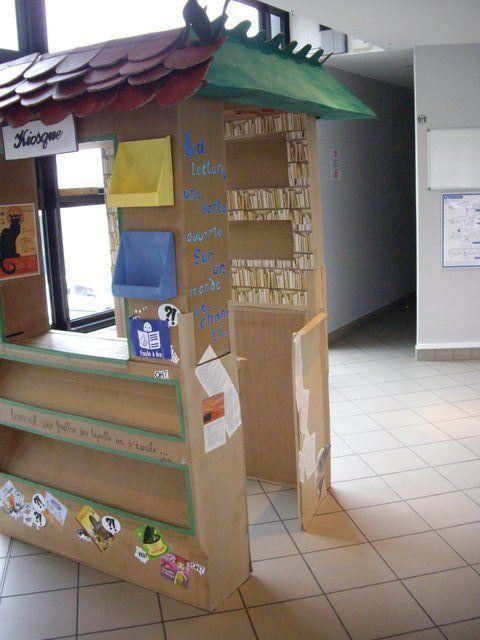 Ateliers carton CS/MPT Landerneau : 2015