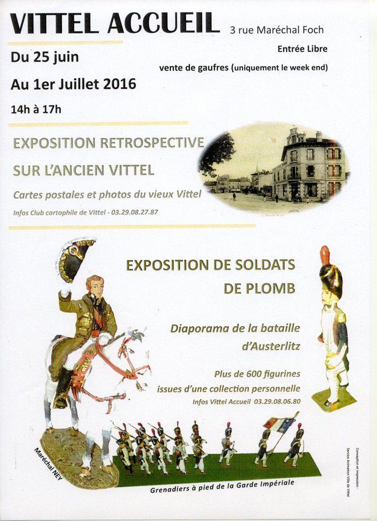 Expo à Vittel