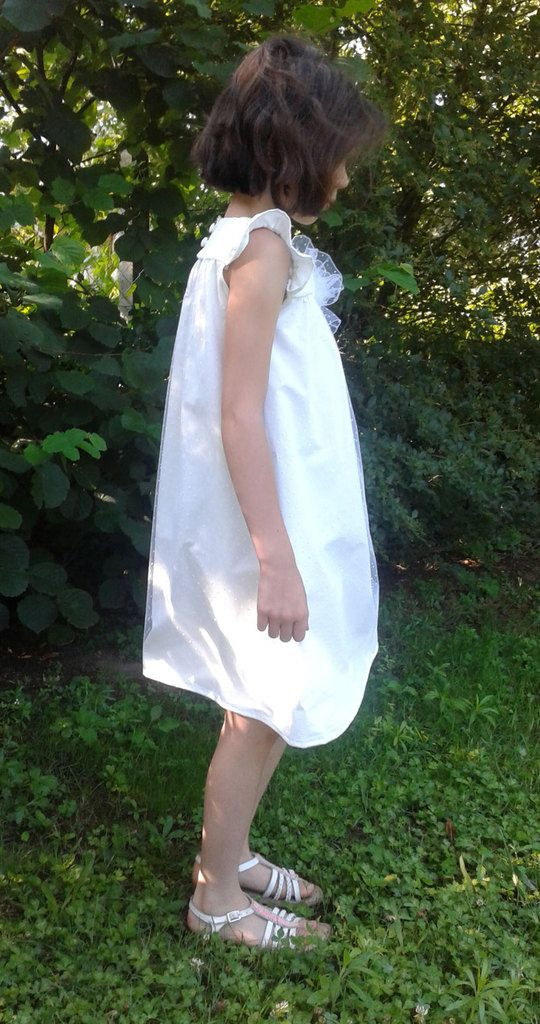 Qui dit mariage dit robe blanche !