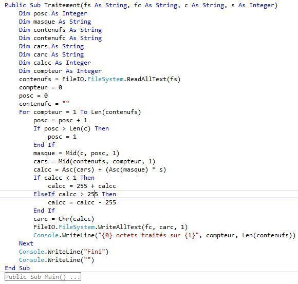 Utilitaire de codage amateur CoDec 2.0 sous Windows