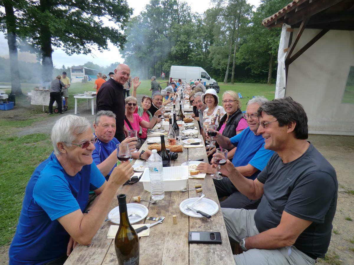 Séjour à Cussac (4 au 11-06) 3 : détente et pause pique-nique