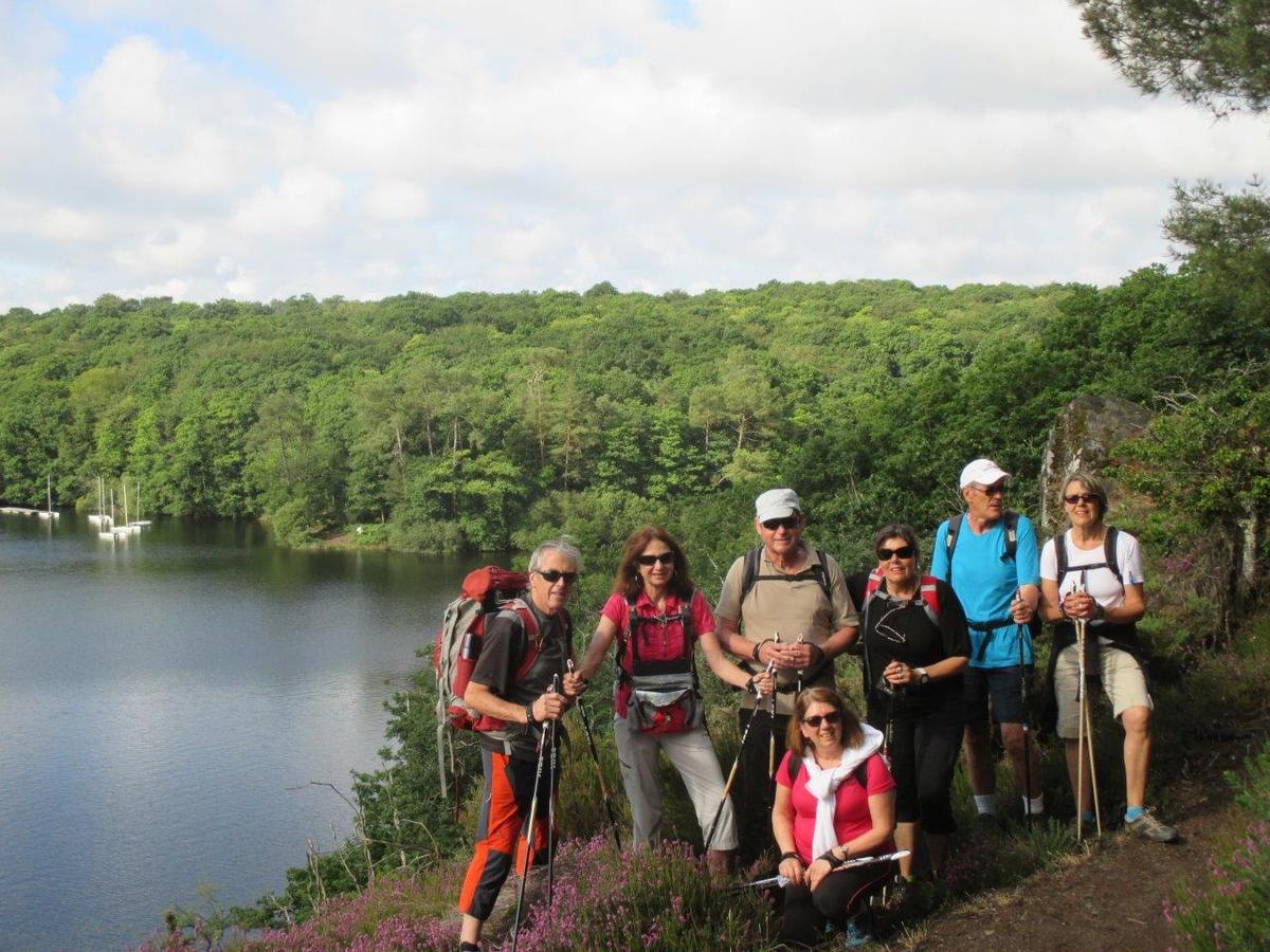 25 et 26 juin : week-end très réussi autour du Lac de Guerlédan
