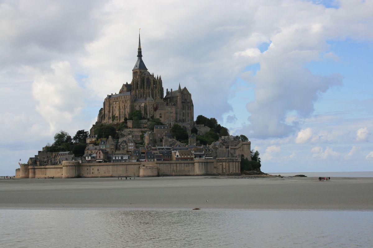 Inoubliable week-end (8 et 9 oct) dans la Baie du Mont Saint-Michel