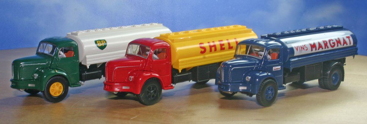 19 - Ma collection de véhicules routiers