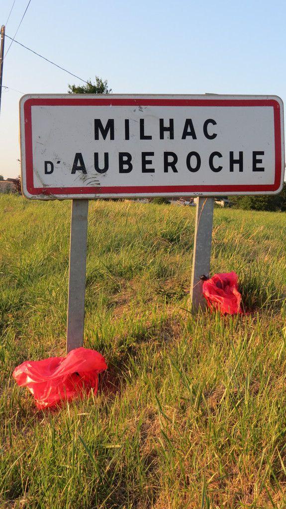 MILHAC D'AUBEROCHE y participe !