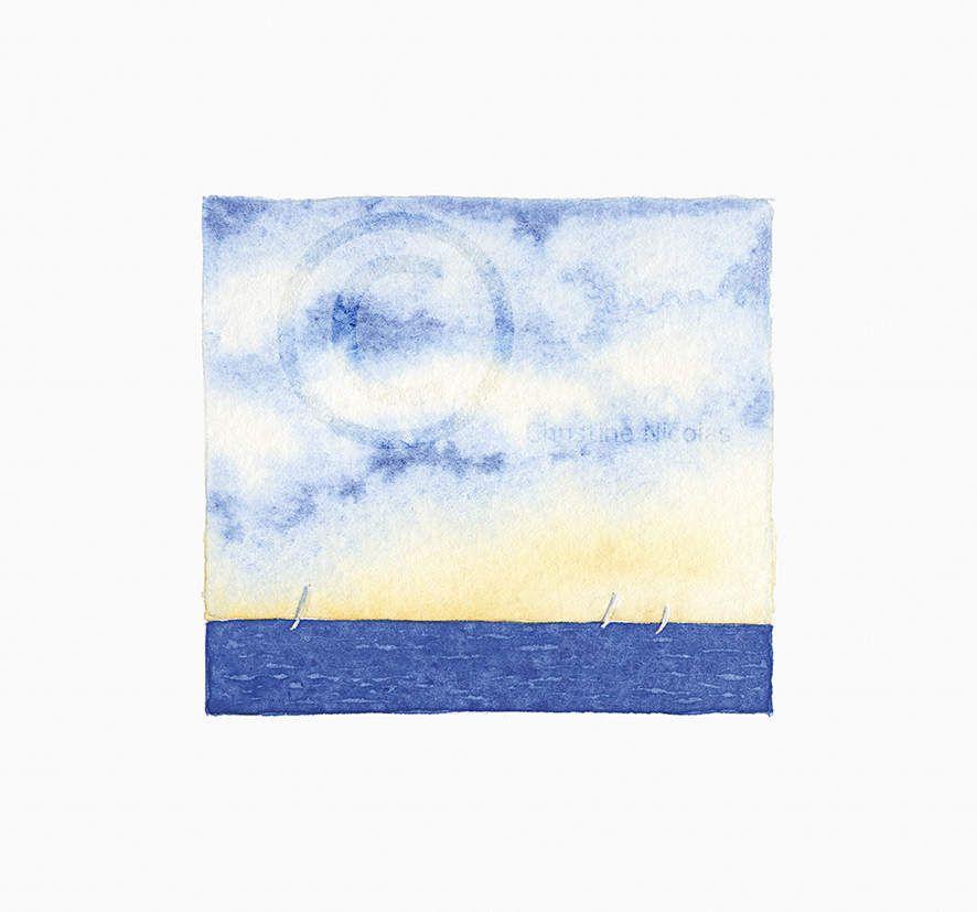 ES006 - Soleil levant au large de Minorque