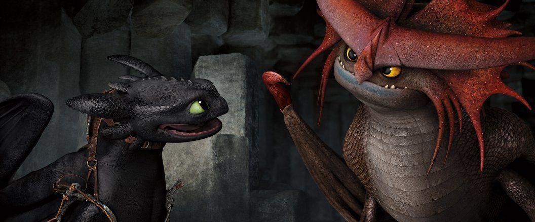 [Film] Dragons 3  le 4 juillet 2018 en France