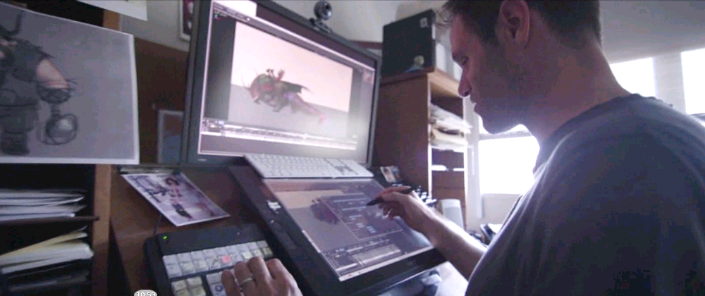 [Film] Le making-of de Dragons 2 : Where No One Goes