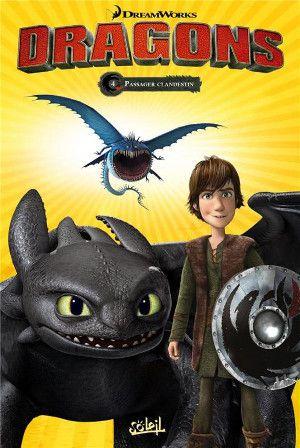 [BD] Sortie aujourd'hui de Dragons tome 4 : Passager clandestin