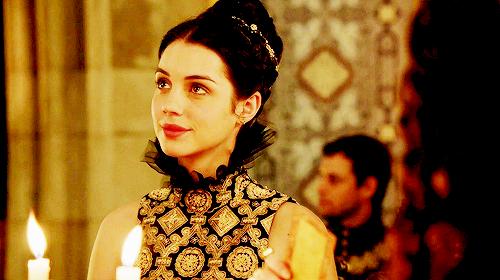 Mary stuart adelaide kane reign fr le blog - Adelaide prenom ...