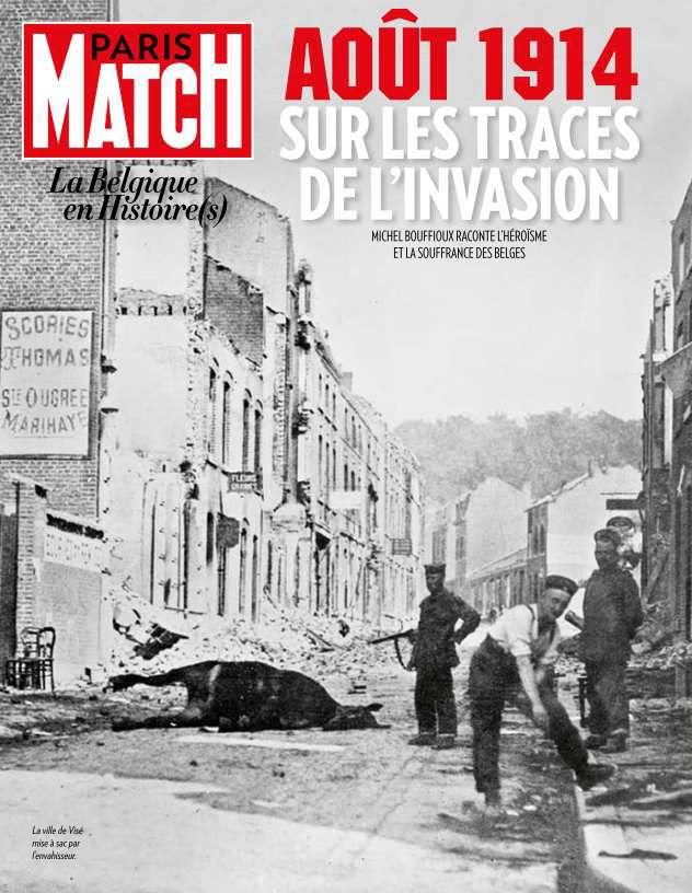 Août 1914: La Belgique envahie -1