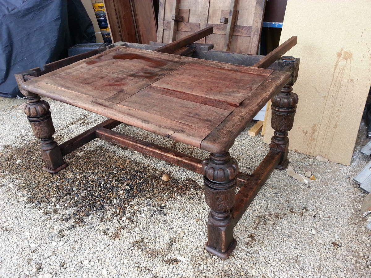 Ma recette pour restaurer des vieux meubles et les relooker en gris et coquil - Vieux meubles a restaurer ...