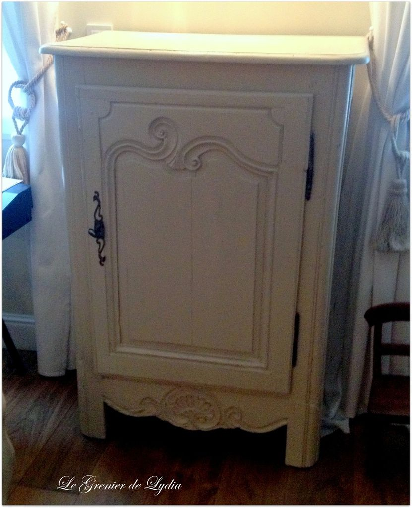 confiturier ancien patin shabby relooking de meubles meubles patin s d coration patine. Black Bedroom Furniture Sets. Home Design Ideas