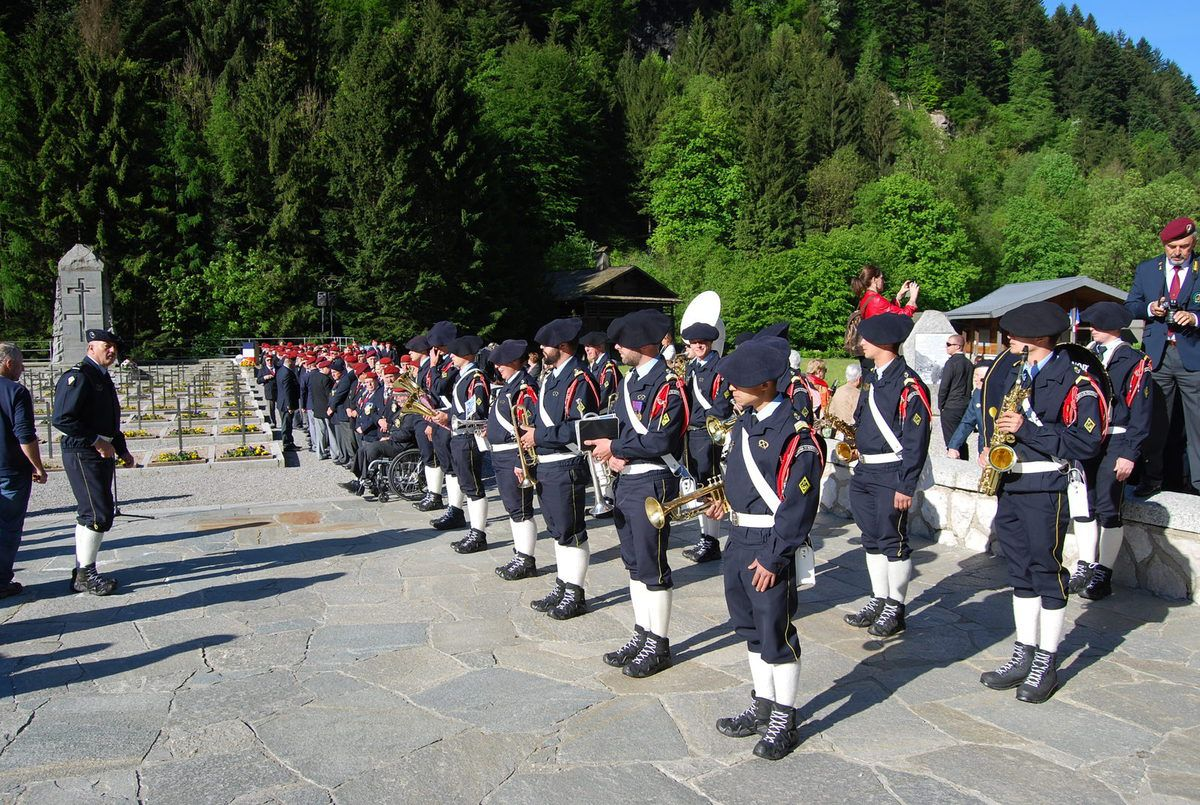 Congrès annuel 2016 de l'Union Nationale des Parachutistes à Annecy